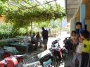 rest at a pamir family home, tajikistan