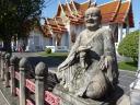 wat benchamaphobit - bangkok, thailand